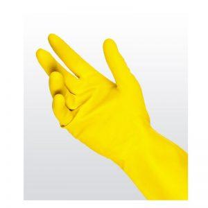 luva multiusos amarela